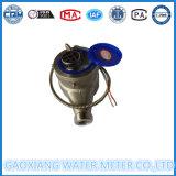 304 Edelstahl-Wasser-Messinstrument mit Impuls-Wasser-Messinstrument