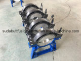 Machine manuelle de soudure par fusion de bout de pipe de PE du HDPE Sud200m-4