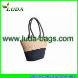 Nuevos bolsos de la paja del trigo de la manera de Luda
