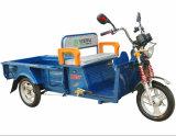 Triciclo elétrico Running quieto da carga