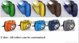 Kl6lm LEDの炭鉱作業員の安全ヘルメットランプ