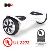 スクーターのバランスをとる2つの車輪の一義的なデザイン
