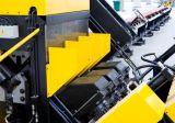 CNC de alta velocidad de perforación y la máquina de la marca para los ángulos (ADM2532)