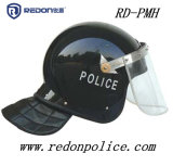 경찰 Anti Riot Helmet 또는 Riot Control Helmet