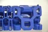 Correia modular do transporte plástico
