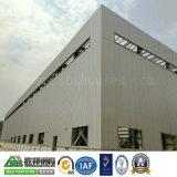 Construction préfabriquée préfabriquée de structure métallique à Zhuhai