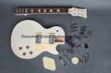 Высеканный Basswood с пылаемым набором гитары верхней части клена