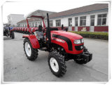 40HP 4 Wd Te 404 Tractors con 8+8 Shifts para Sale