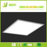 明滅自由なPF>0.9 600X600 595X595表面の取付けられた平らなLEDの照明灯