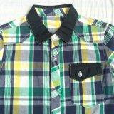 Camicia del ragazzo dei capretti per i vestiti Sq-6241 dei bambini