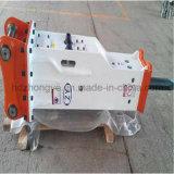 Martelo de disjuntor hidráulico Triangular de alta qualidade usado para quebrar Road / Rock / Building