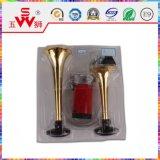 Goldener bidirektionaler Luft-Horn-Lautsprecher