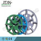 Истирательные алмазные резцы меля дисков для каменного поверхностного процесса