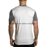 Mode Quick Dry Dry Men T-Shirt Sports Wear Round Neck