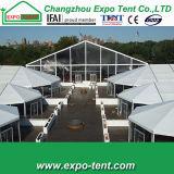 Tente en aluminium de pagoda de mur en verre pour des événements