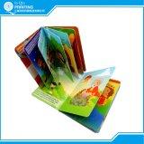 Impresión gruesa del libro de papel de los niños
