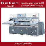 Guillotina de papel de la hoja, máquina de cortar de papel (series de QZYK-DH)