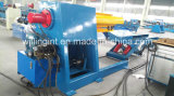 자동적인 유압 Decoiler 10 톤은 를 위한 기계 형성 냉각 압연한다
