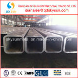 20# grande Diameter Square e Rectangular Grossos-Walled Steel Pipe