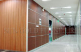 공장에 의하여 주문을 받아서 만들어지는 실내 목제 벽 판벽널 룸 분배자 분할 (SZ-WS632)