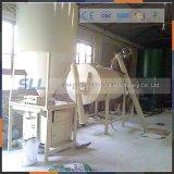 시멘트 또는 시멘트 섞는 플랜트 장비를 섞으십시오 방법
