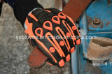Перчатк-Перчатк-Света Перчатки-Oil&Gas Перчатк-Безопасности работы обязанности механика перчатка Перчатк-Тяжелого поднимаясь