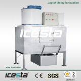 Guangdong Icesta 1ton/24hrs Flake Ice Machine (per il supermercato)