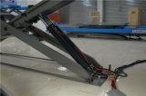 140mm sull'allineamento di rotella al suolo Scissor l'elevatore