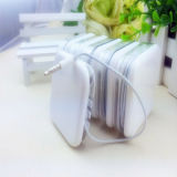 マイクロフォン3.5mmの携帯電話のイヤホーンとのIPhoneのための耳のイヤホーン