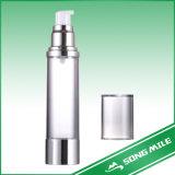 30ml120ml como empaquetado cosmético vacía Botella Acrílico Airless para Cosmética