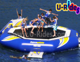 Water Parkのための大きいSize Inflatable Trampoline