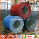 중국에 있는 경쟁가격 공급자와 가진 PE 코팅 알루미늄 코일