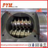 Máquina de granulação Barril de parafuso duplo