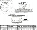 Il singolo induttore di alta efficienza Buck-Amplifica il circuito integrato del convertitore CI