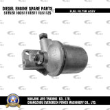 De Filter van de Brandstof van de Vervangstukken van de dieselmotor Assy