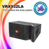 """Linha sistema da caixa do altofalante PA de Vrx932la 12 do """" da disposição"""