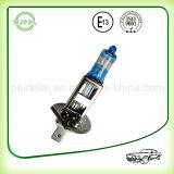 Indicatore luminoso di nebbia dell'alogeno giallo del faro H1 12V/lampada automatici