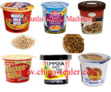 Cereale Flakes Cup Filling e Sealing Machine