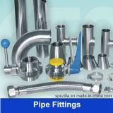 Ajustage de précision de pipe sanitaire de catégorie comestible d'acier inoxydable de fabrication de la Chine