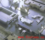 Kundenspezifische China hergestellte CNC-lochende Teile