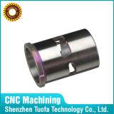 CNC Machinaal bewerkte Vervangstukken van het Staal van de Cilinder Liners/Stainless van de Motor