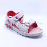 L'été de 2016 de qualité de mode d'enfants de santals de filles de santals d'enfants chaussures occasionnelles de santals chausse le caoutchouc Llight d'unité centrale de chaussures d'injection