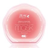 Усердие свежее & Moisturizing маска 25ml внимательности кожи лицевая