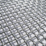 La Cina Anping Gold Supplier di Galvanized Square Wire Mesh