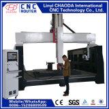 Máquina do router do CNC de China para grandes esculturas de mármore, estátuas, colunas