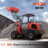 Rops&Fops Cabin를 가진 유럽 Market Earth Moving Machine Er15