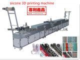 Machine van de Druk van het silicone 3D met 3mm260mm de Breedte van de Band