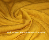 All'ingrosso nel tessuto di cotone del rivestimento dello Spandex della Cina