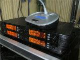 Profissional sem fio do microfone da freqüência ultraelevada do sistema de som da sala de conferências
