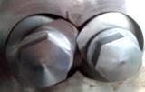 Luva da ranhura para a caixa de engrenagens e a conexão dobro dos eixos